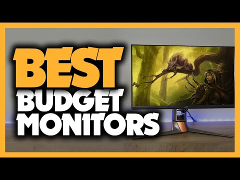 Best Budget Gaming Monitors in 2021 - Which One Is Right For You?