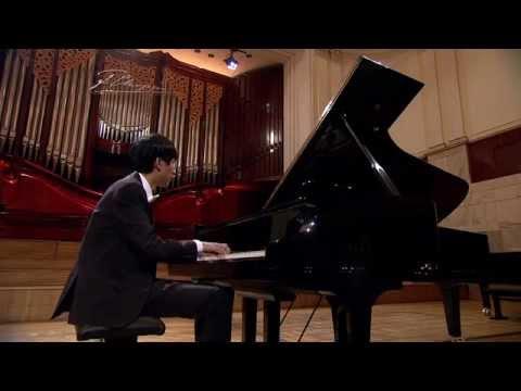 Eric Lu – Etude in G sharp minor Op. 25 No. 6 (first stage)