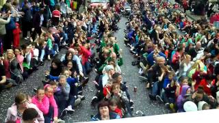 Record Breaking Rock the Boat in Keady