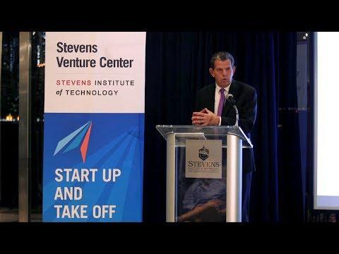 Stevens Institute of Technology: SVC Speaker Series - Robert Walsh