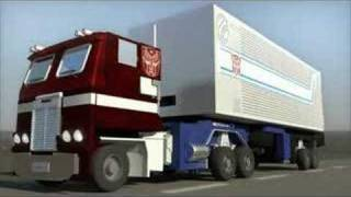 20th Anniversary Optimus Prime Convoy MP04