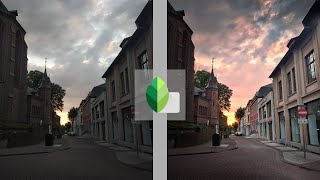 SNAPSEED TUTORIAL- Make your boring photos INTERESTING | Snapseed photo editing |Android |iPhone.