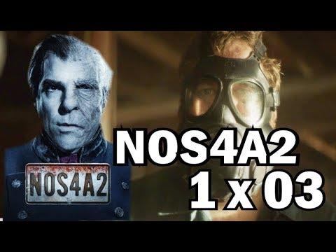 NOS4A2 Ep.103   The Gas Mask Man   FULL Episode Recap/Review!