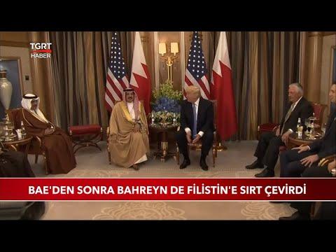 BAE'den Sonra Bahreyn de Filistin'e Sırt Çevirdi