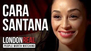 Cara Santana - Glam - TRAILER | London Real