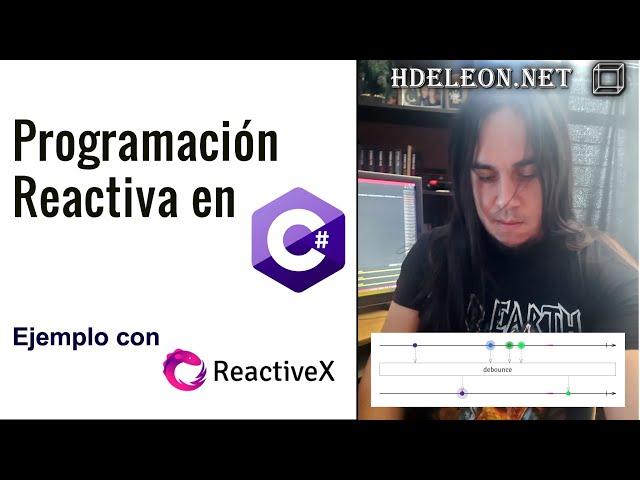 Programación Reactiva en C# .Net