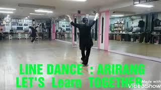 YE SEO Line dance ,  Arirang  …