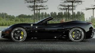 Jesse James Breaks Record, Ferrari California, ...
