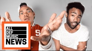Chance The Rapper & Donald Glover in TIME's 100 Most Influential People