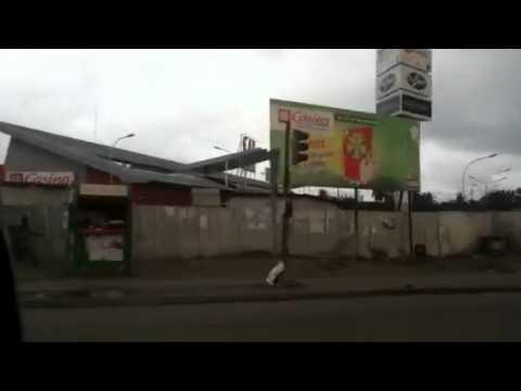 Abidjan Riviera3- nouveau supermarché Cap Nord