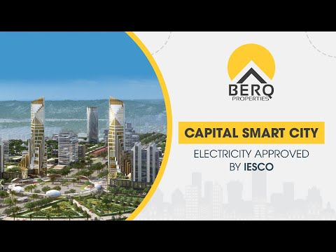 Capital Smart City - Electricity Approved By IESCO