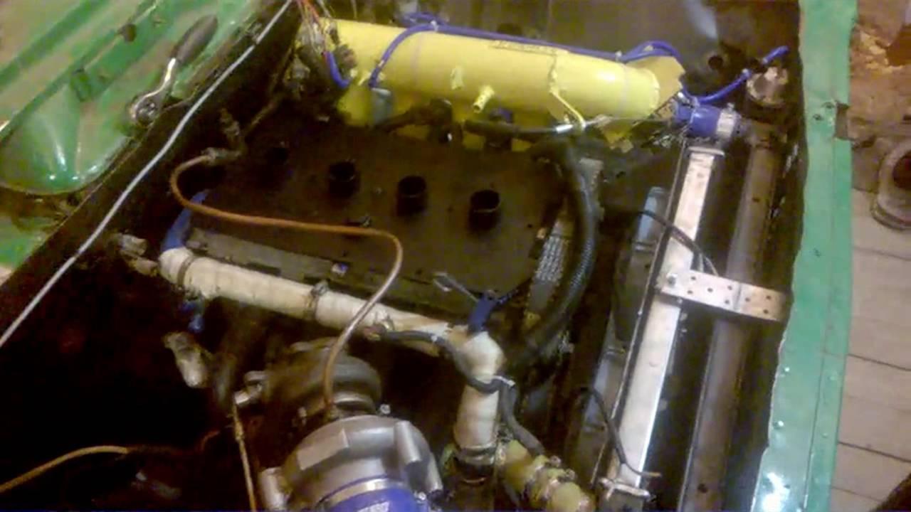 Крышка головки блока цилиндров ВАЗ 2112, плоская клубтурбо