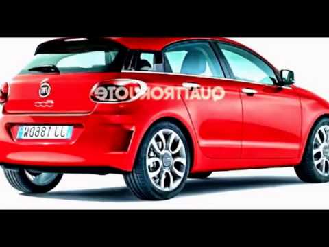 2016 new fiat 500 plus 2016 youtube. Black Bedroom Furniture Sets. Home Design Ideas