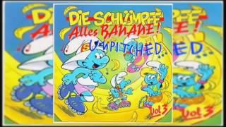 Die Schlümpfe Vol. 03 - Alles Banane - Unpitched