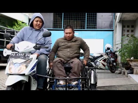 Volunteering in Indonesia: Disability