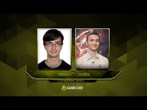 Tomas vs Neirea, GameGun 2017