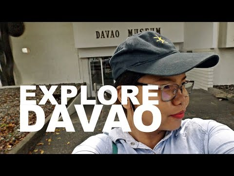 VLOG 1: DAVAO MUSEUM OF HISTORY AND ETHNOGRAPHY