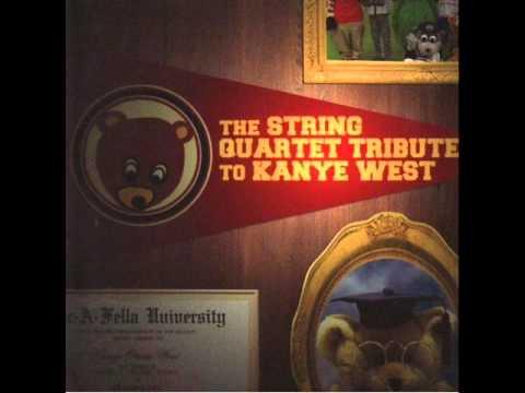 Flashing Lights String Quartet : Vitamin String Quartet Performs Kanye West s Flashing Lights - YouTube