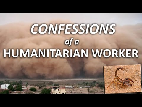 SUDAN: Confessions of a Humanitarian Aid Worker