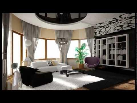 Living interior design presentation 1 atti creative for Interioare case moderne