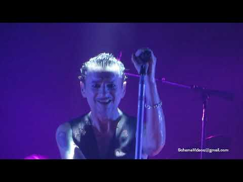 Depeche Mode - WORLD IN MY EYES - Rogers Arena, Vancouver - 10/25/17
