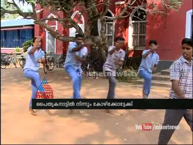 Gothuruth  St. Sebastian school  ready for Kerala School Kalolsavam 2015 :