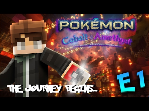Pokemon Cobalt & Amethyst | The Journey Begins... with Issues | #/EP1