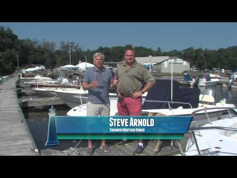 New England Boating: Yarmouth, ME