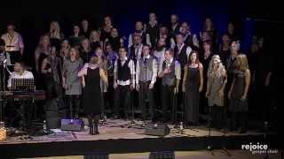 Rejoice gospel choir - Hold Me Now - live @ Tangopalatset, Malmö [kirk franklin cover]