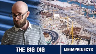 The Big Dig: An Unending Stream of Mishaps