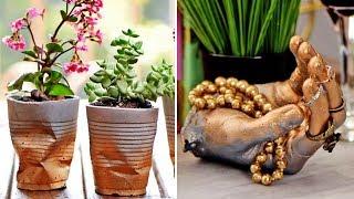 Usa Cemento para Hacer Cosas Geniales - Arte con Concreto y Luz | Blossom Español