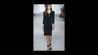 Платья и сарафаны из коллекции Michael Kors  весна-лето 2017