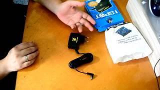 Unboxing Visual Sound 1 spot e Visual Sound 1 spot Combo Pack