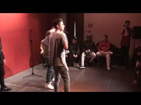Harko vs Nesk Regional North Music Aragón: Octavos de Final 2018