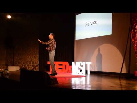 One Word That Changed My Life | Govind Jaiswal | TEDxMSIT