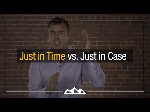 Lean Learning: Just in Time vs. Just in Case | Dan Martell