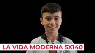 La Vida Moderna 5x140 | Programa a navaja