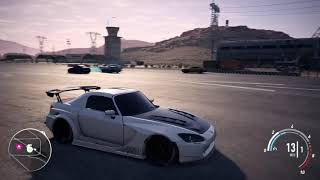 Need for Speed Payback Honda S2000