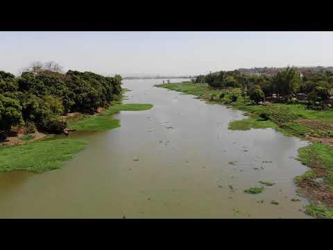 Bamako Niger River