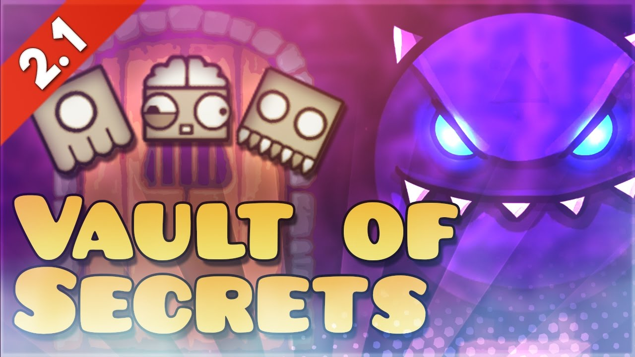 All vault of secrets codes new vault from geometry dash for Vault of secrets