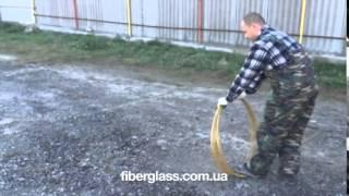 видео Можно ли гнуть стеклопластиковую арматуру