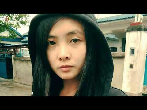 เพลงไตสาวงามเชียงตุง Shan cute girl in KengTung music