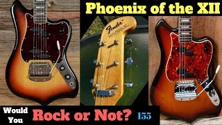 How Fender Hid the Remains of the XII Model... | 1969 Fender Maverick History | WYRON 155