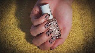 Урок дизайна ногтей - в стиле
