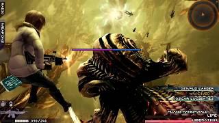 Parasite Eve 3 The 3rd Birthday Boss Queen [INSANE]