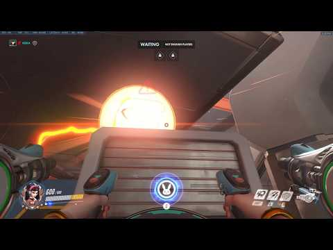 How to survive in melee with dva bomb [Bug or Feature?]