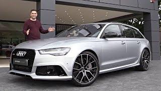 Audi RS6 Performance Quattro | Dunyanin En Hızlı Aile Arabasi | TR'de ilk Kez