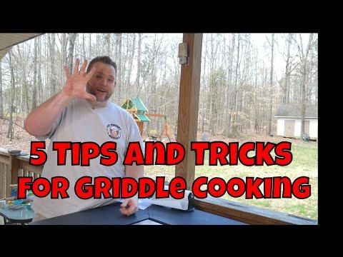 5 Tips And Tricks For Better Griddling - Blackstone Griddle Tips And Tricks