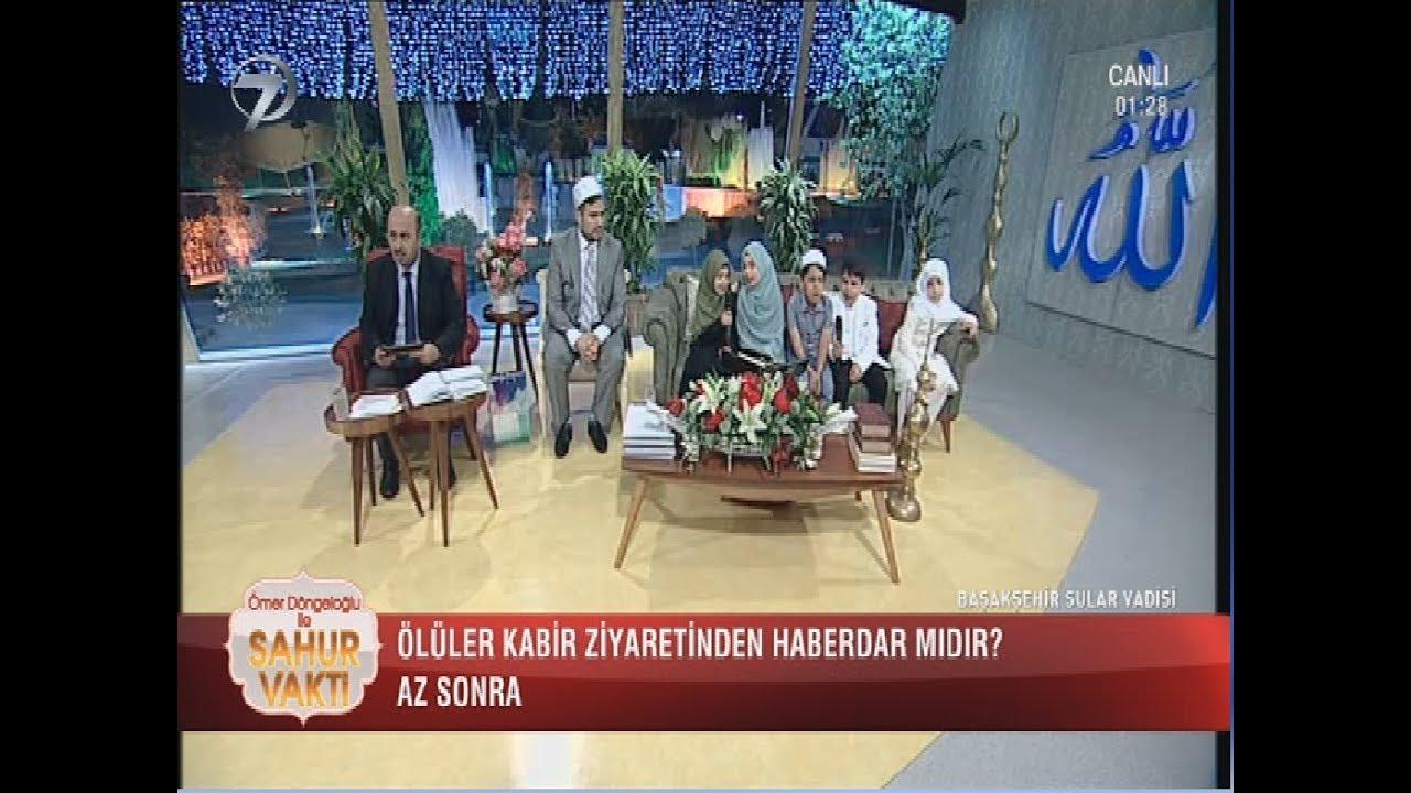 Ömer Döngeloğlu ile Sahur Vakti  - 24 Haziran 2017