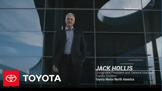 Toyota 60 Second Profile: Jack Hollis | Toyota